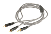 Cable audio Hitachi JACK / 2RCA 1,5M