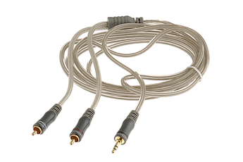 Cable audio JACK/2RCA 3M Hitachi