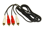 Cable audio Temium 2RCA 1,5