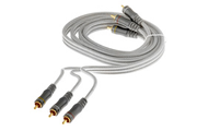 Cable video Hitachi 3RCA M/M 1,5 M
