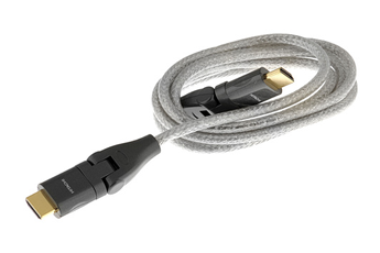 Cable video HDMI 180° 1,5M Hitachi