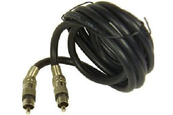 Connectique Audio / Vidéo Temium CABLE COAXIAL MALE 1,5 M