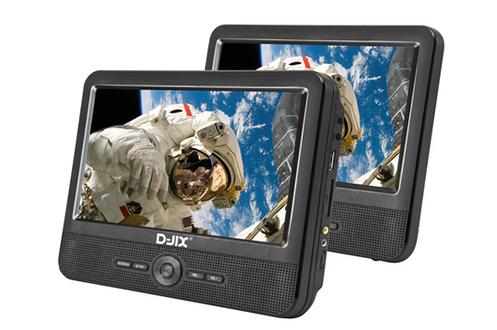 DVD portable D-jix PVS706-50SM
