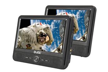 DVD portable PVS706-50SM D-jix