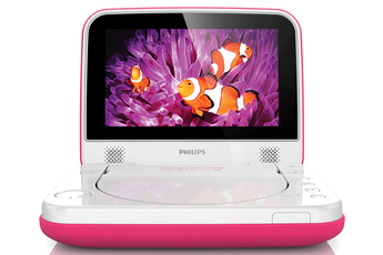DVD portable PD7006 Rose Philips