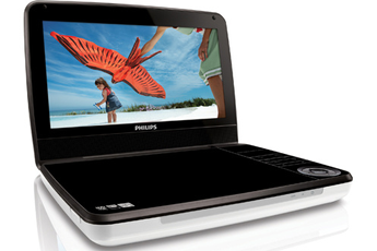 DVD portable PD9030 Philips