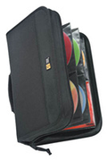 Rangement CD / DVD Case Logic ETUI 92 CD