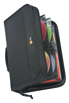 Rangement CD / DVD ETUI 92 CD Case Logic