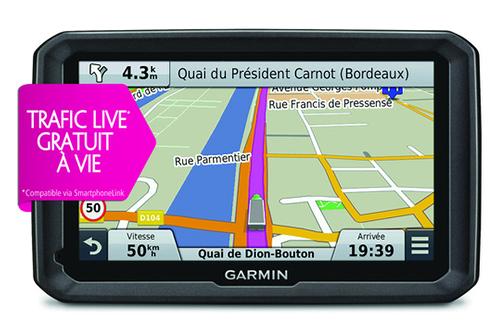 GPS Garmin DEZL 770LMT