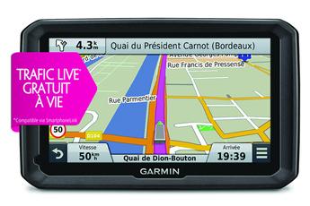 GPS DEZL 770LMT Garmin