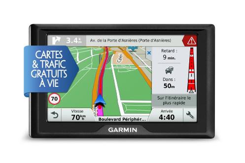 Carte Algerie Pour Gps Garmin.Gps Garmin Drive 50 Lmt Travel Edition 85 Pays Darty