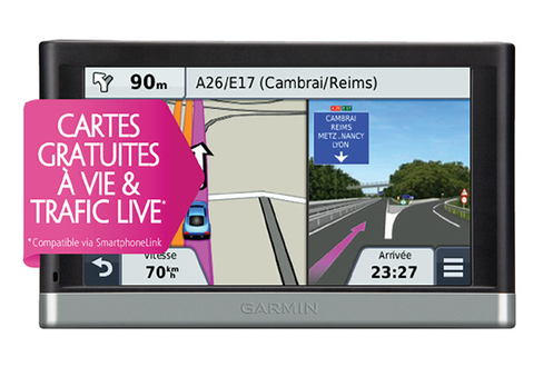 Garmin NUVI 2567 LM WE