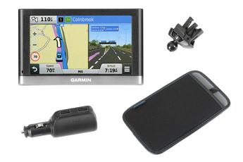 GPS NUVI 2597LMT Pack Plus Garmin