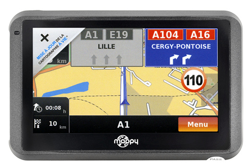 Mappy ITI E408 EUROPE