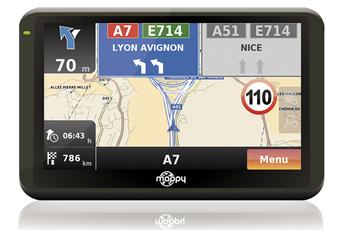 GPS ITI E408 FR Mappy.
