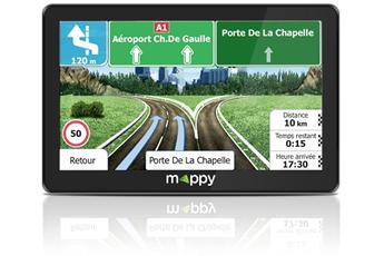 GPS MAPPY_MAXI755TRUCK Mappy.