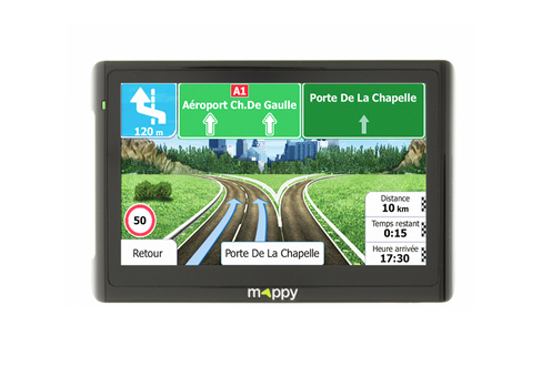 Mappy. MAXI E618 EUROPE