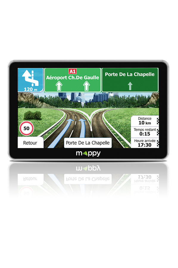 Gps Mappy Maxi E738 : gps mappy maxi e738 7 4322614 darty ~ Farleysfitness.com Idées de Décoration