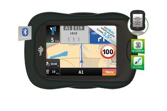 GPS MINI X340 MOTO Mappy.
