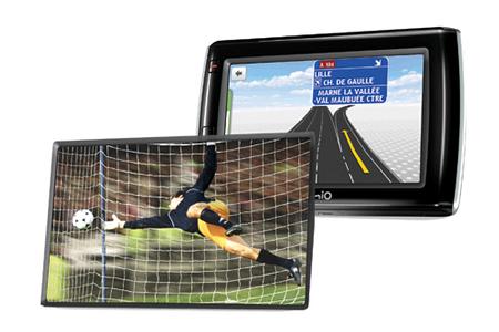 GPS Mio MOOV V505 TV