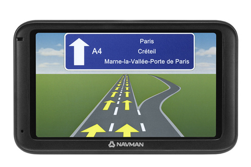 Navman F610 EUROPE LIGHT CARTE A VIE