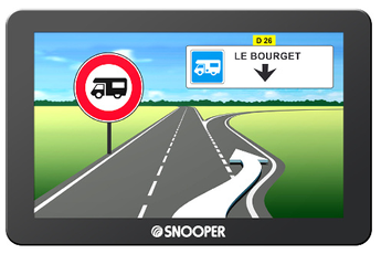 GPS CC2200 Snooper