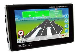 GPS GP73 CARTE A VIE Takara