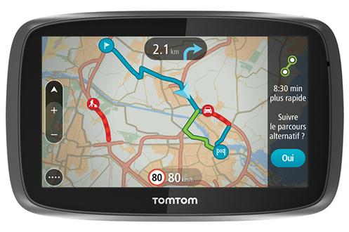 GPS GO 5000 EUROPE 48 Tomtom