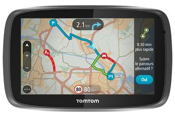 GPS GO 5000 EUROPE 45 Tomtom