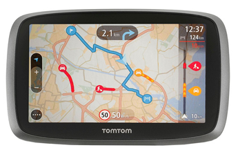 GPS GO 500 EUR45 SPEAK & GO Tomtom