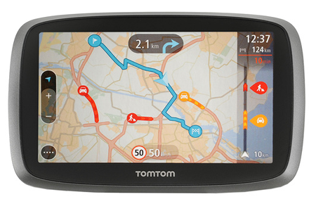 gps tomtom go 500 europe 45 carte vie go500 darty. Black Bedroom Furniture Sets. Home Design Ideas