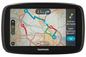 GPS GO 50 EU45 CARTO+TRAFIC A VIE Tomtom
