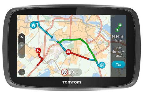 GPS GO 5100 MONDE Tomtom
