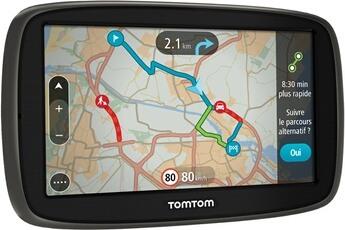 GPS GO 51 MONDE Tomtom
