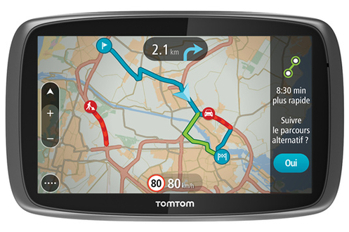 voix synthetique tomtom
