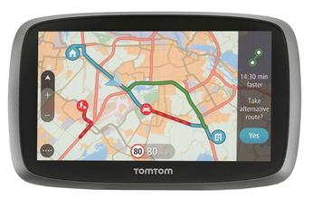 GPS GO 6100 MONDE Tomtom