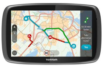 GPS GO 610 MONDE Tomtom