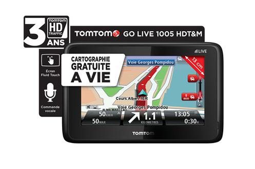Tom Tom GO LIVE 1005 HDT+M
