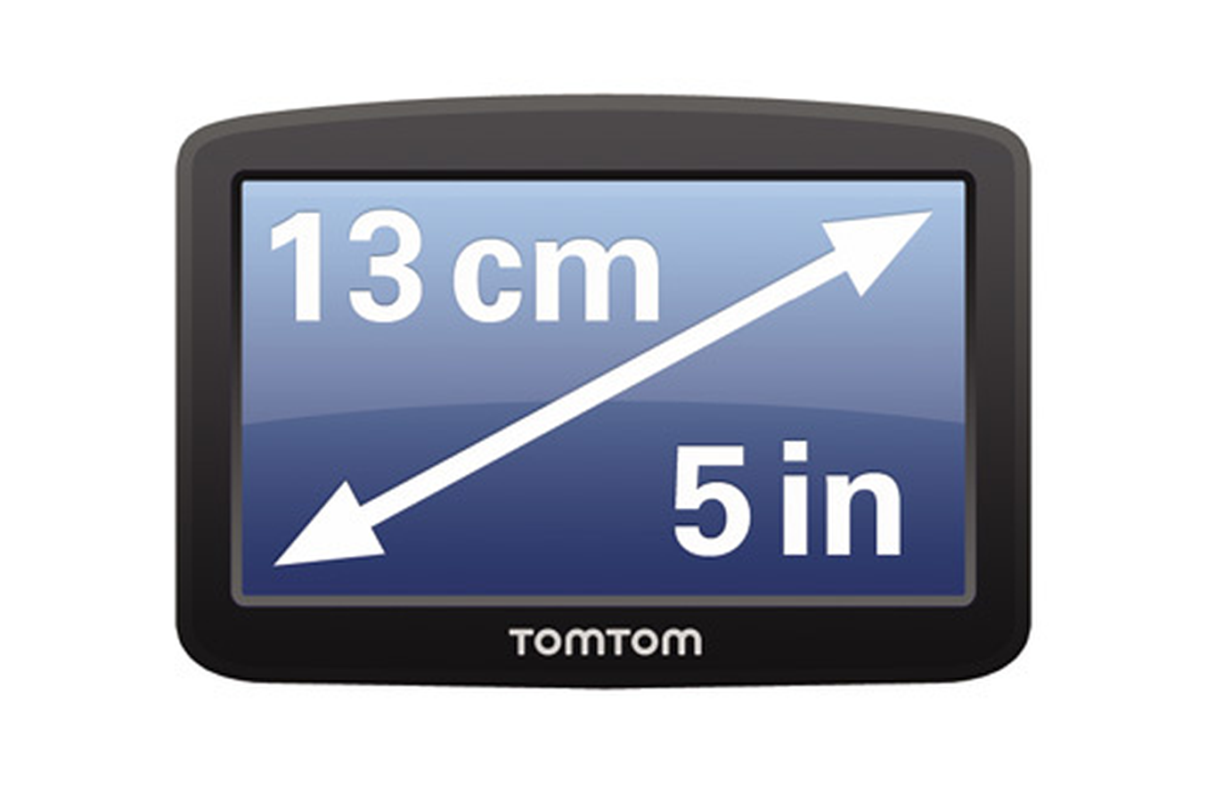 gps tomtom go live 825 europe go live 825 3453480 darty. Black Bedroom Furniture Sets. Home Design Ideas