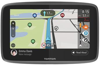 GPS Tomtom GO CAMPER MONDE