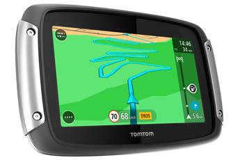 GPS RIDER 400 EU 48 Tomtom