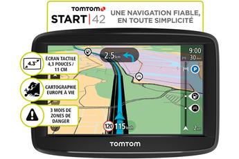 GPS START 42 EU 45 Tomtom