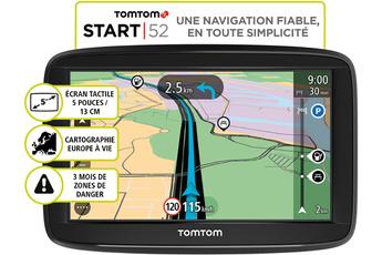 GPS START 52 EU 45 Tomtom