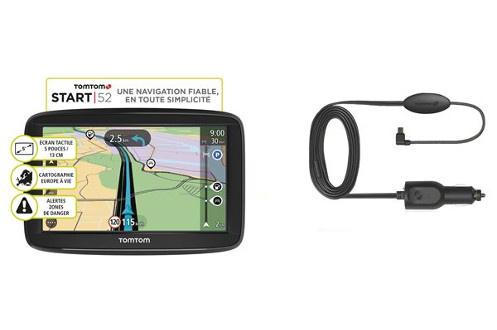 GPS START 52 EUROPE 48 TMC Tomtom