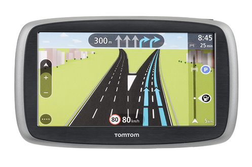 gps carte europe a vie