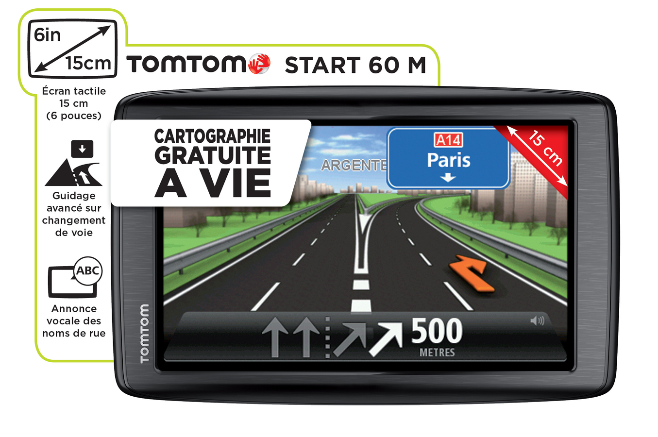 carte gps tomtom start gratuite. Black Bedroom Furniture Sets. Home Design Ideas