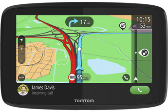 "GPS Tomtom TomTom Gps GO Essential 5"" Europe 49 pays - Wifi"
