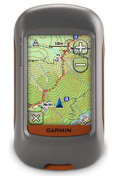 GPS Sport / Randonnée DAKOTA 20 + TOPO FRANCE LIGHT Garmin