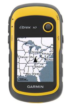 GPS Sport / Randonnée ETREX 10 Garmin