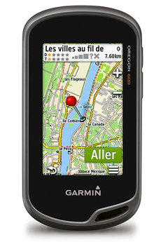 GPS Sport / Randonnée OREGON 600T + TOPO FRANCE LIGHT Garmin